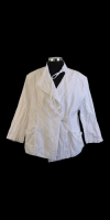 Nicola Waite White Jacket:shirt